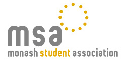 Monash Student Association Logo